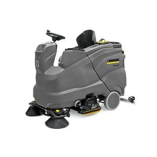 Karcher BD90/150 Scrubber Dryer - Ride-on